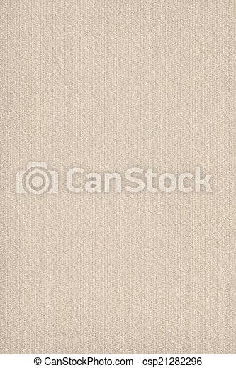 Beige Pastel Paper Coarse Texture - csp21282296