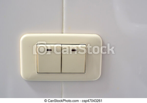 Beige rocker light switch with two buttons electrical beige rocker beige rocker light switch with two buttons csp47043261 publicscrutiny Images