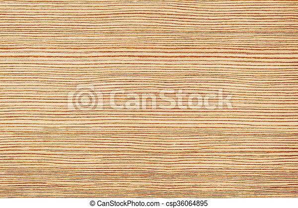 beige wooden texture, macro view - csp36064895
