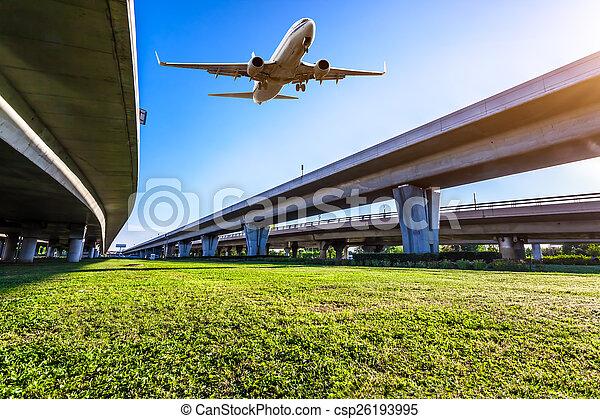 Aeropuerto en China de Beijing - csp26193995