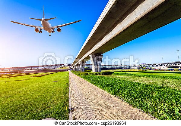 Aeropuerto en China de Beijing - csp26193964