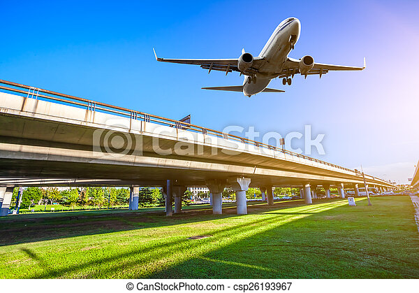 Aeropuerto en China de Beijing - csp26193967