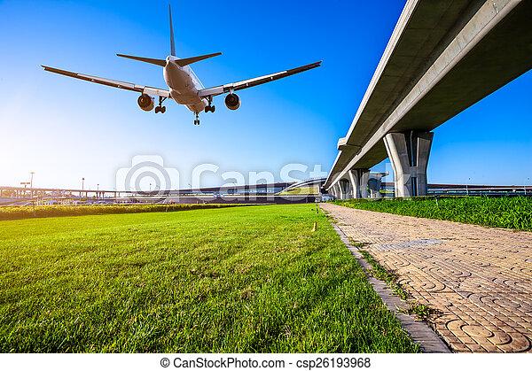Aeropuerto en China de Beijing - csp26193968