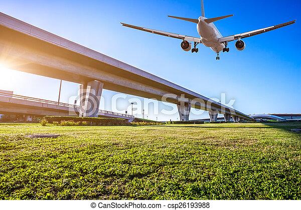 Aeropuerto en China de Beijing - csp26193988