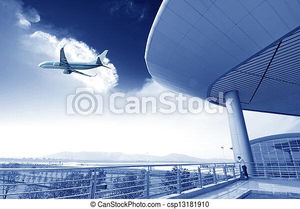 Aeropuerto de Beijing - csp13181910