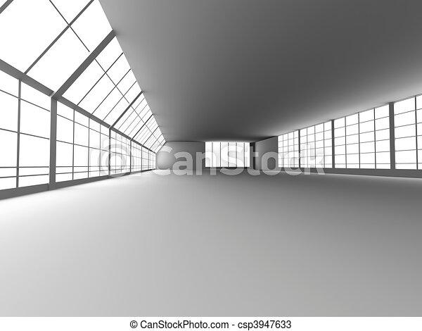 bejárat, építészet - csp3947633
