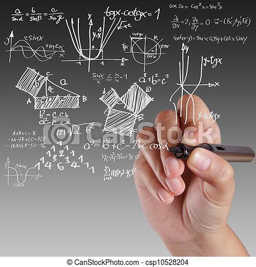 bekannt, formel, physisch - csp10528204