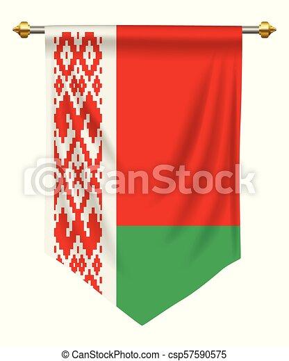Belarus 優勝旗 Belarus 隔離された 旗 優勝旗 白 あるいは