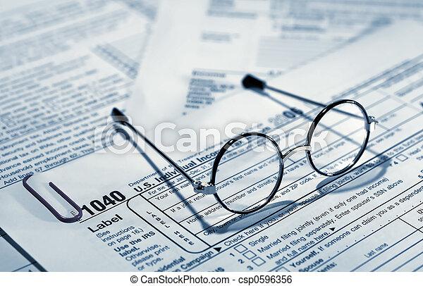 belastingen - csp0596356