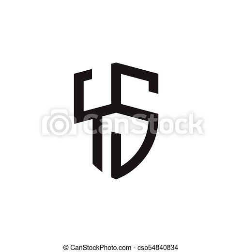beletrystyka, tarcza, początkowy, formułować, logo, kreska - csp54840834