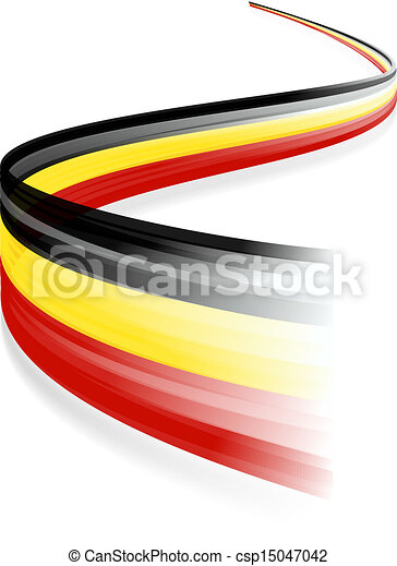 Belgian flag - csp15047042