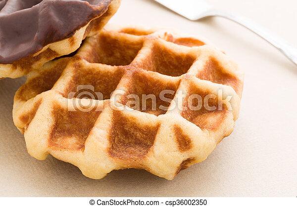 Belgium Waffle - csp36002350