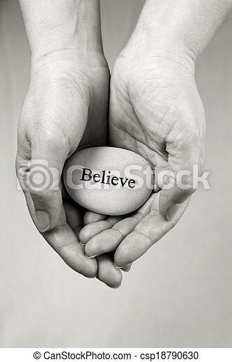 Believe - csp18790630