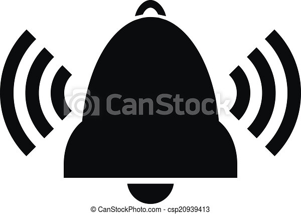 Bell icon - csp20939413