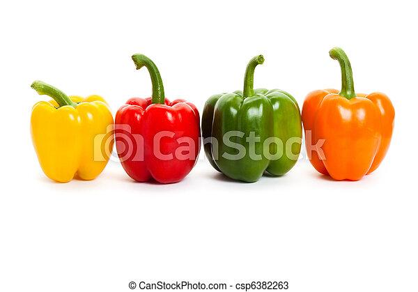 Bell Pepper - csp6382263