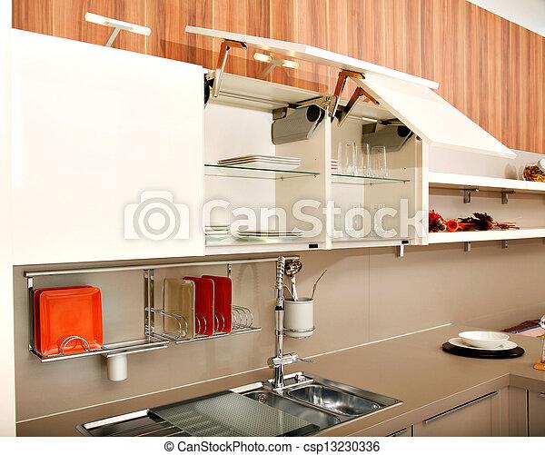 bello, cucina - csp13230336