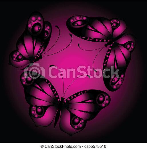 Bello Farfalla Disegno