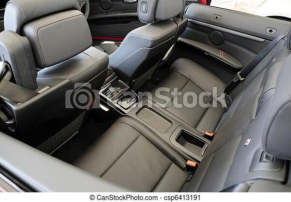 belső, autó - csp6413191
