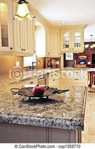 belső, konyha - csp1359710