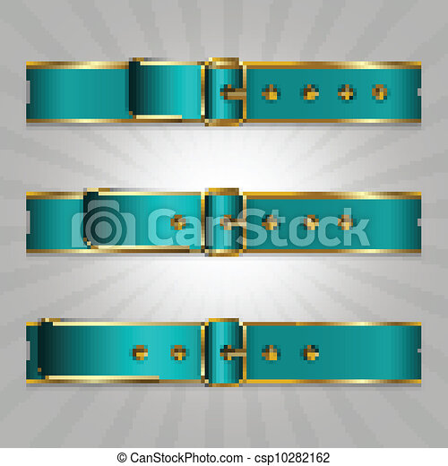 Belts with buckle - csp10282162