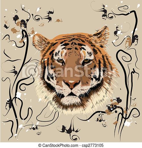 Bengal tiger - csp2773105