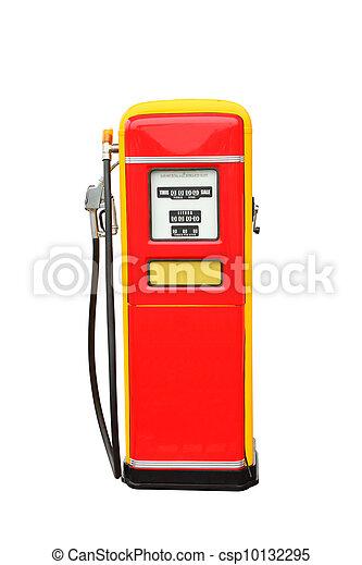bensin, årgång, drivmedel pumpa - csp10132295