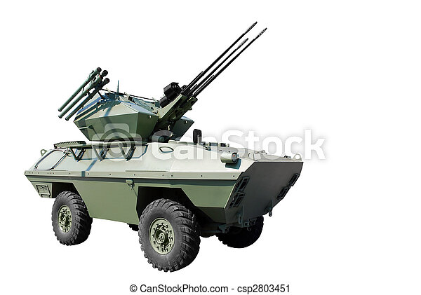 bepansrad fordon - csp2803451