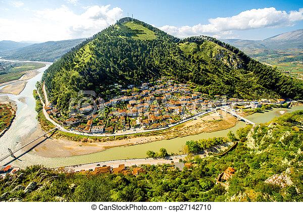 Berat city - csp27142710