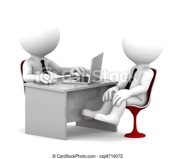 Büroarbeitsplatz clipart  Behörde Illustrationen und Stock Art. 601.325 Behörde ...