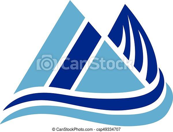 bergen, logo - csp49334707