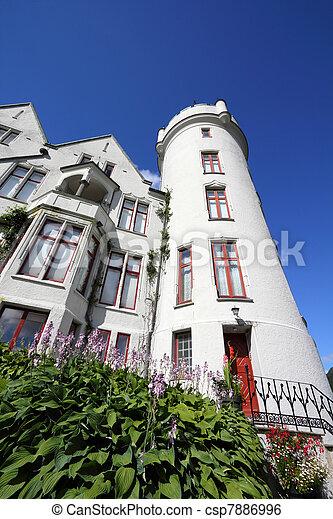 Bergen, Norway - csp7886996