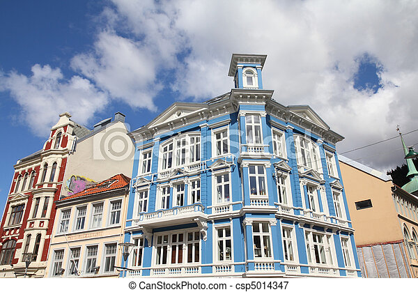 Bergen - csp5014347