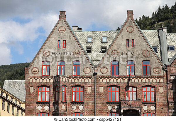 Bergen - csp5427121