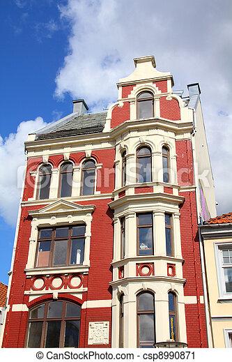 Bergen - csp8990871