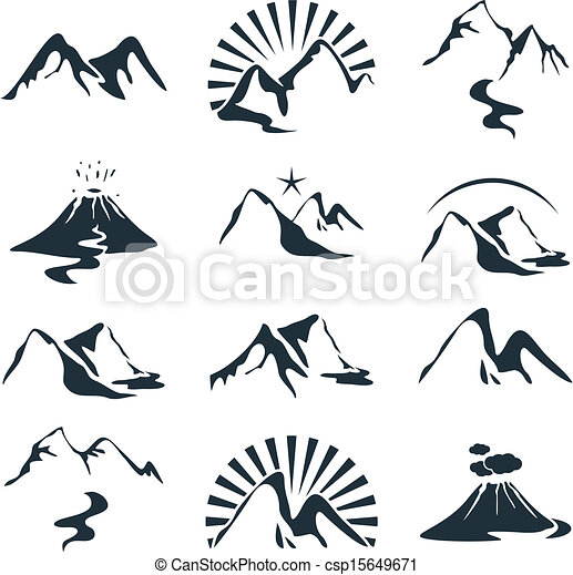 bergen, set - csp15649671