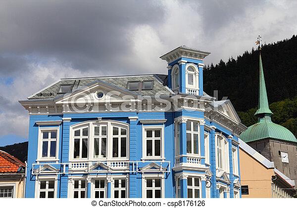 Bergen - csp8176126
