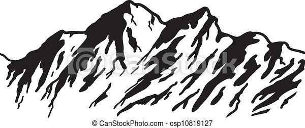 bergskedja - csp10819127