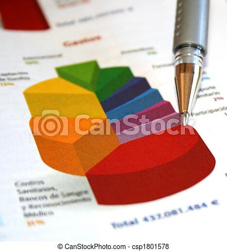 Finanzbericht - csp1801578