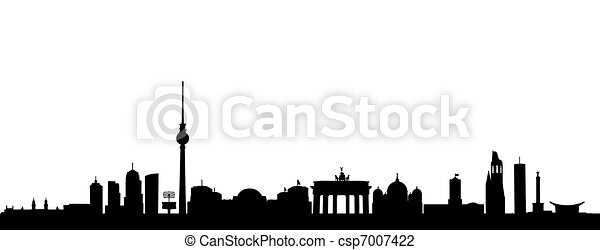Berlín - csp7007422