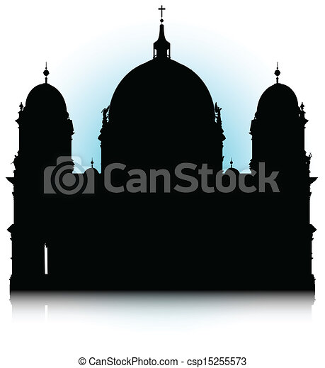Berlin Cathedral - csp15255573