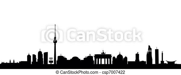 Berlin - csp7007422