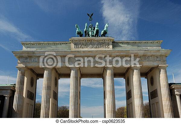 Berlin Landmark - csp0623535