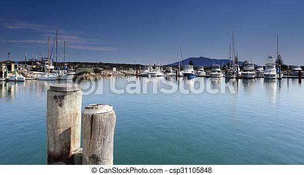 Bermagui Harbour - csp31105848