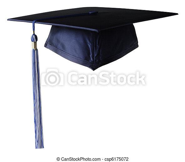 berretto, graduazione - csp6175072