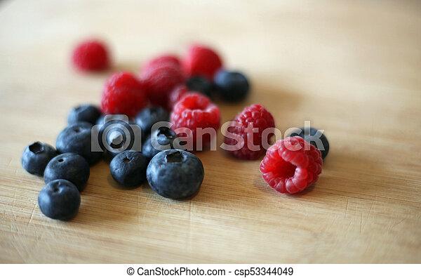 Berry variety - csp53344049