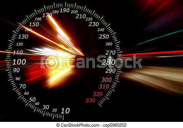Beschleunigungsbewegung - csp5960252