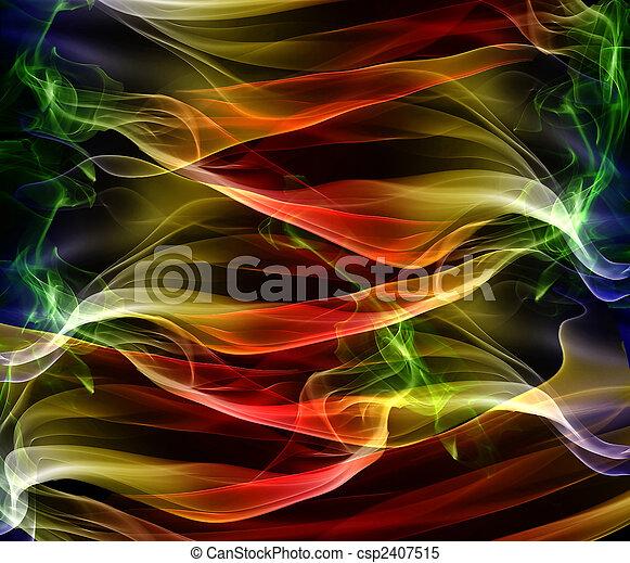 Vibranter Hintergrund - csp2407515