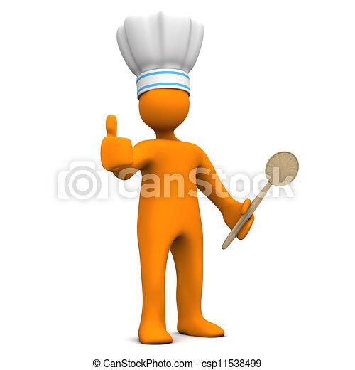 Best Chef - csp11538499