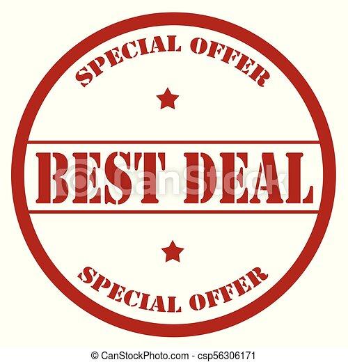 Best Deal-stamp - csp56306171