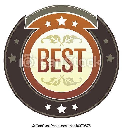 Best imperial button - csp10379876